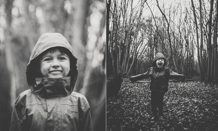 child photo shoot colchester