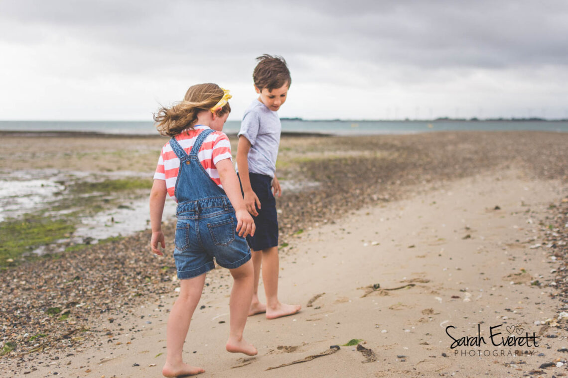 mersea photo shoot